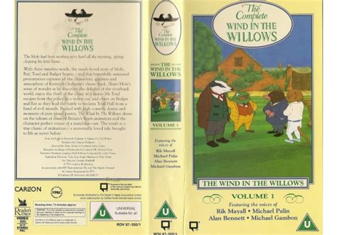 Complete Wind In The Willows Vol. 1, The