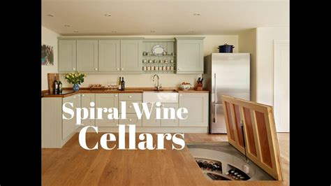 wine cellar in floor of kitchen cool home spiral wine cellar goes right in your kitchen 2126