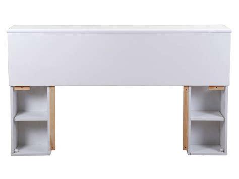 conforama tete de lit t 234 te de lit 148 cm belem coloris blanc vente de t 234 te de lit conforama