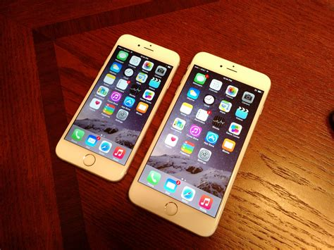 iphone 6 and iphone 6s iphone 6s vs iphone 6 everything we right now