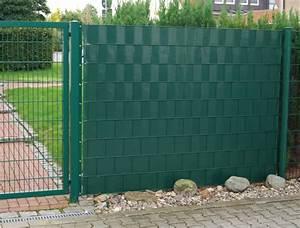 Sichtschutzzaun Kunststoff Grün : zaun sichtschutz folie hg77 hitoiro ~ Whattoseeinmadrid.com Haus und Dekorationen