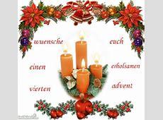 4 Advents Whatsapp Bilder Grüsse Facebook BilderGB