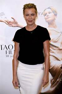 CONNIE NIELSEN at I'll Find You Photocall at 65th Taormina ...