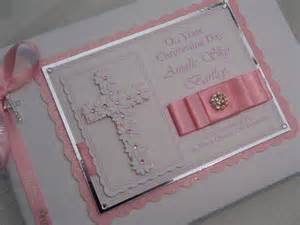 wedding album design service personalised baby girl christening guest book album