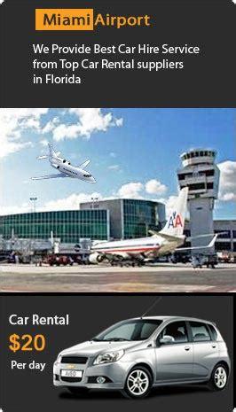 Of Miami Car Rental Drop by Miami Airport Car Rental Deals In Winnipeg
