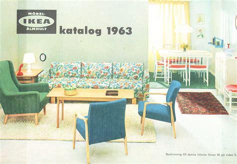 home interior decoration catalog ikea 1963 catalog interior design ideas