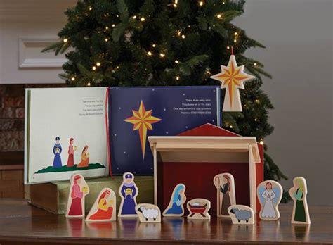 christmas star  afar nativity book gift set
