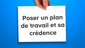 Comment Poser Un Plan De Travail : poser un plan de travail et sa cr dence castorama doovi ~ Dailycaller-alerts.com Idées de Décoration