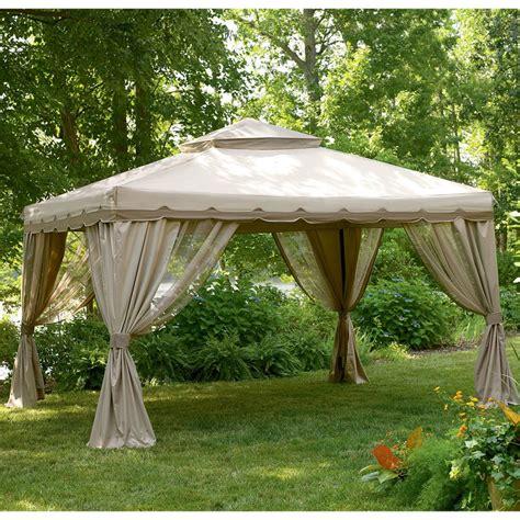 garden winds gazebo garden winds replacement canopy