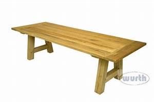 Tisch Eiche Rustikal : wurth holz tische und b nke ~ Buech-reservation.com Haus und Dekorationen