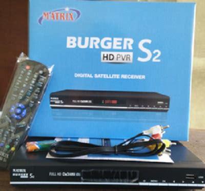 Harga Matrix S2 receiver mpeg4 hd termurah matrix burger s2 masputz