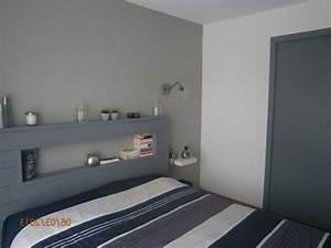 peindre une chambre en gris et blanc inspirations avec With peindre une chambre en gris et blanc