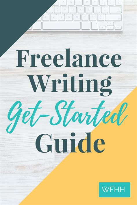 freelance writing from home get started guide