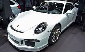 2014 Porsche 911 Gt3 Gets Rear
