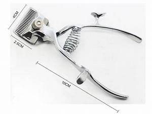 6 Inch Barber Hand Fader  Manual Hair Clippers  Hand
