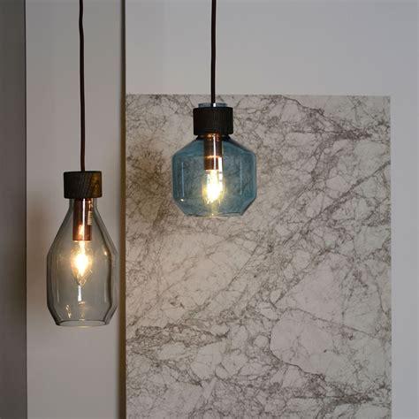 Kitchen Lighting Heals by Darcey Pendant Blue Grey Pendants Pendants