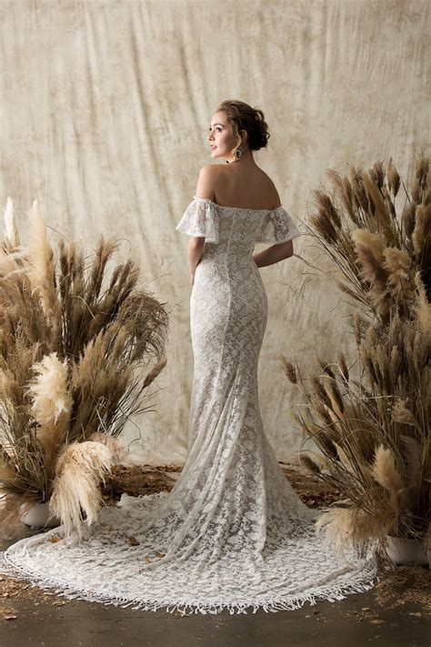 Laid Back Wedding Dress