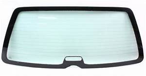 Back Hatch Trunk Window Glass Vw Passat Wagon 90