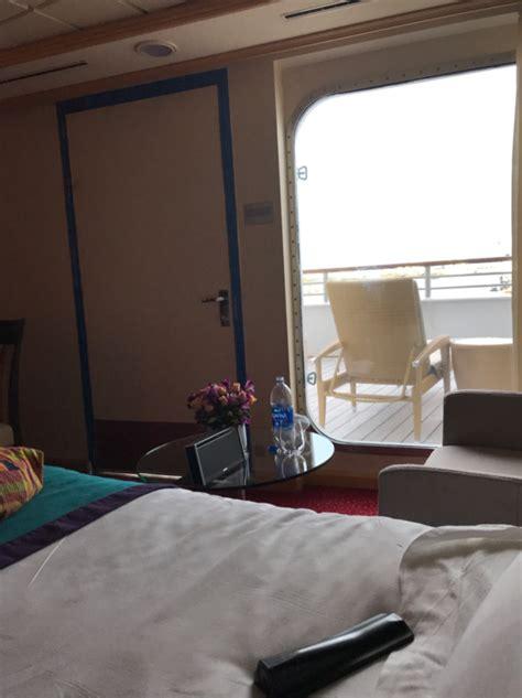 penthouse  large balcony cabin category  norwegian