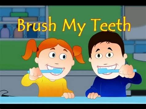 brush my teeth animated nursery rhymes amp songs for 302 | hqdefault