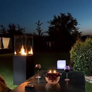 Kratki Mini Real Flame Patio Heater