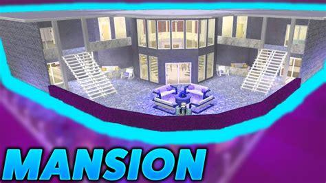 My New Million Dollar Mansion In Roblox Bloxburg! Youtube