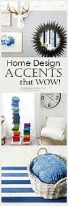 Home, Design, Accents, And, Ideas, That, Wow