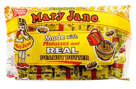 Necco Candy Wafers and more - Mary Janes Candy 11oz Bag