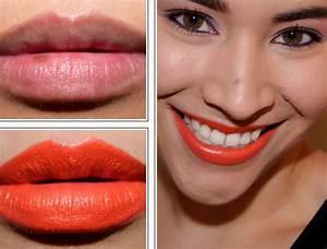 The Summer Season: MAC Neon Orange Lipstick