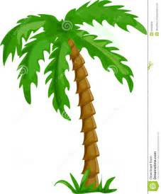 Tropical Palm Trees Clip Art