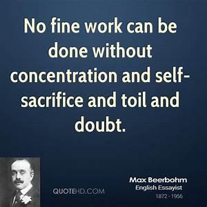 Personal Sacrif... Self Sacrifice Hero Quotes