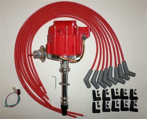 Bbc Chevy Red Hei Distributor Universal