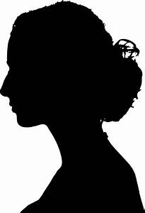 The gallery for --> Girl Profile Silhouette Png