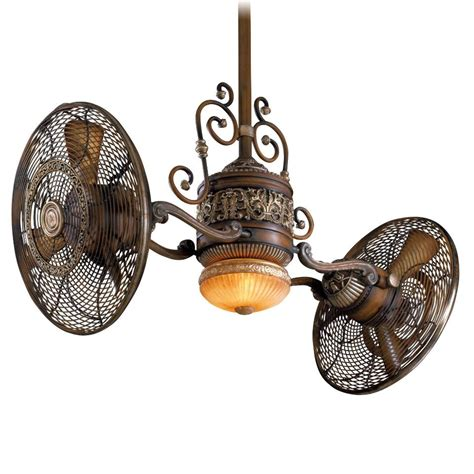 Gyro Ceiling Fans With Lights by Minka Aire F502 Bcw Belcaro Walnut Gyro Ceiling Fan W