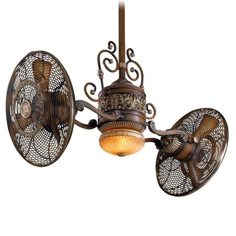 minka aire f502 bcw belcaro walnut gyro ceiling fan w