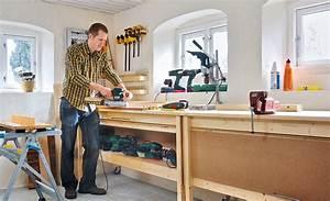Müllbox Selber Bauen : werkstatteinrichtung ~ Lizthompson.info Haus und Dekorationen