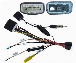 Joying Car Radio Install Dash Stereo Wire Harness Plug
