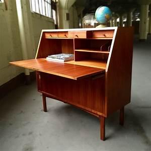 Danish Modern Secretary Desk Wood Thediapercake Home Trend Exclusive Danish Modern Secretary Desk