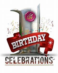 1st birthday celebrations png logo free downloads | naveengfx
