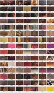 Hair Dye Colors Chart Clairol Professional Creme Soy4plex Color Shade Chart