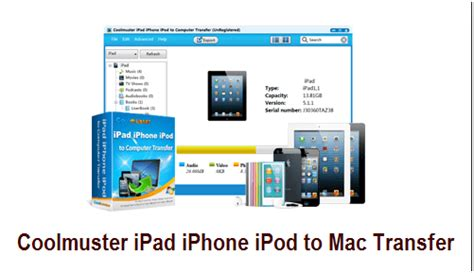 transfer from iphone to mac product review coolmuster iphone ipod to mac transfer
