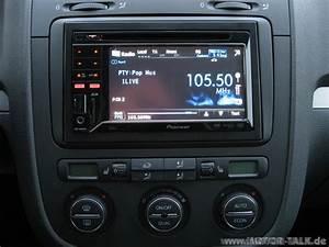 Golf 5 Radio : radio pioneer golf 5 eure nachge steten din 2 radios ~ Kayakingforconservation.com Haus und Dekorationen