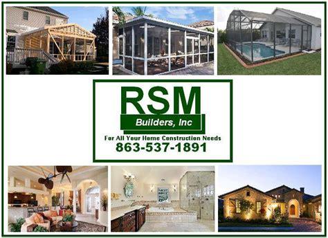 Rsm Home by Rsm Builders Inc Home