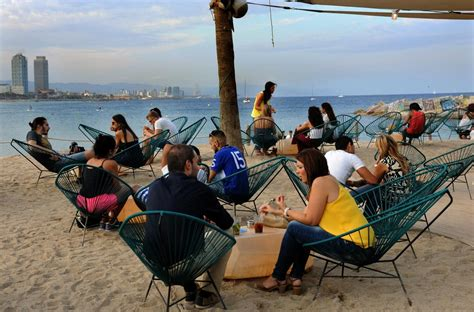 The beaches are the perfect partner to Barcelona's range ...