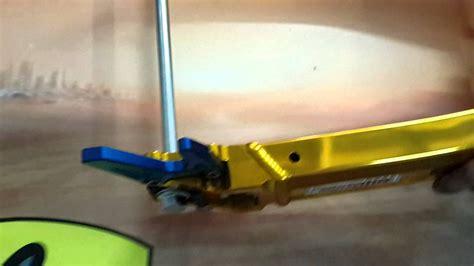 สวิงอาร์มสีทอง สวยจัด แต่งรถ MSX คุณภาพอย่างหนา ไม่ต้องหา ...