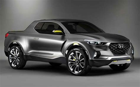 2019 Hyundai Santa Cruz Pickup News, Changes, Price And