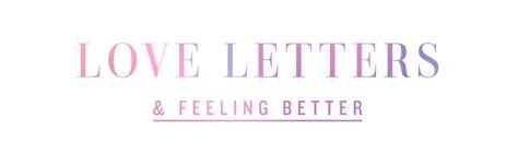 love letters feeling  sign