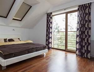 Gardinen Schlafzimmer Modern : einrichtungsideen gardinen vorh nge institut f r raumdesign ~ Markanthonyermac.com Haus und Dekorationen