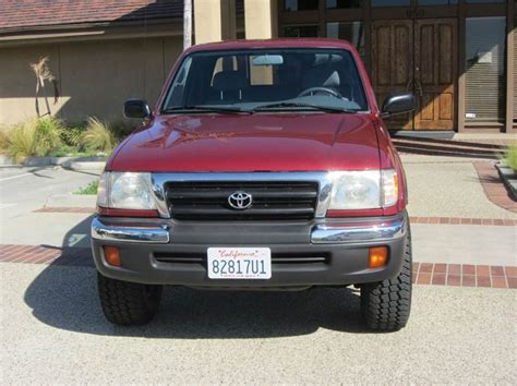 1998 Toyota Tacoma Mpg by 1998 Toyota Tacoma Prerunner 2dr Extended Cab Sb In