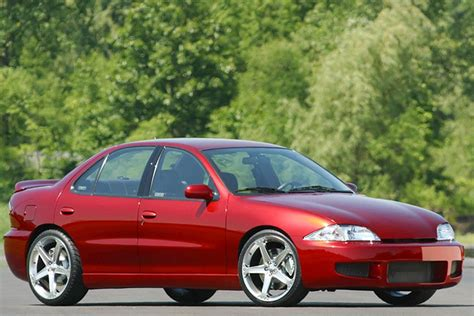 Chevrolet Cavalier 2004 by 2004 Chevrolet Cavalier Overview Cars